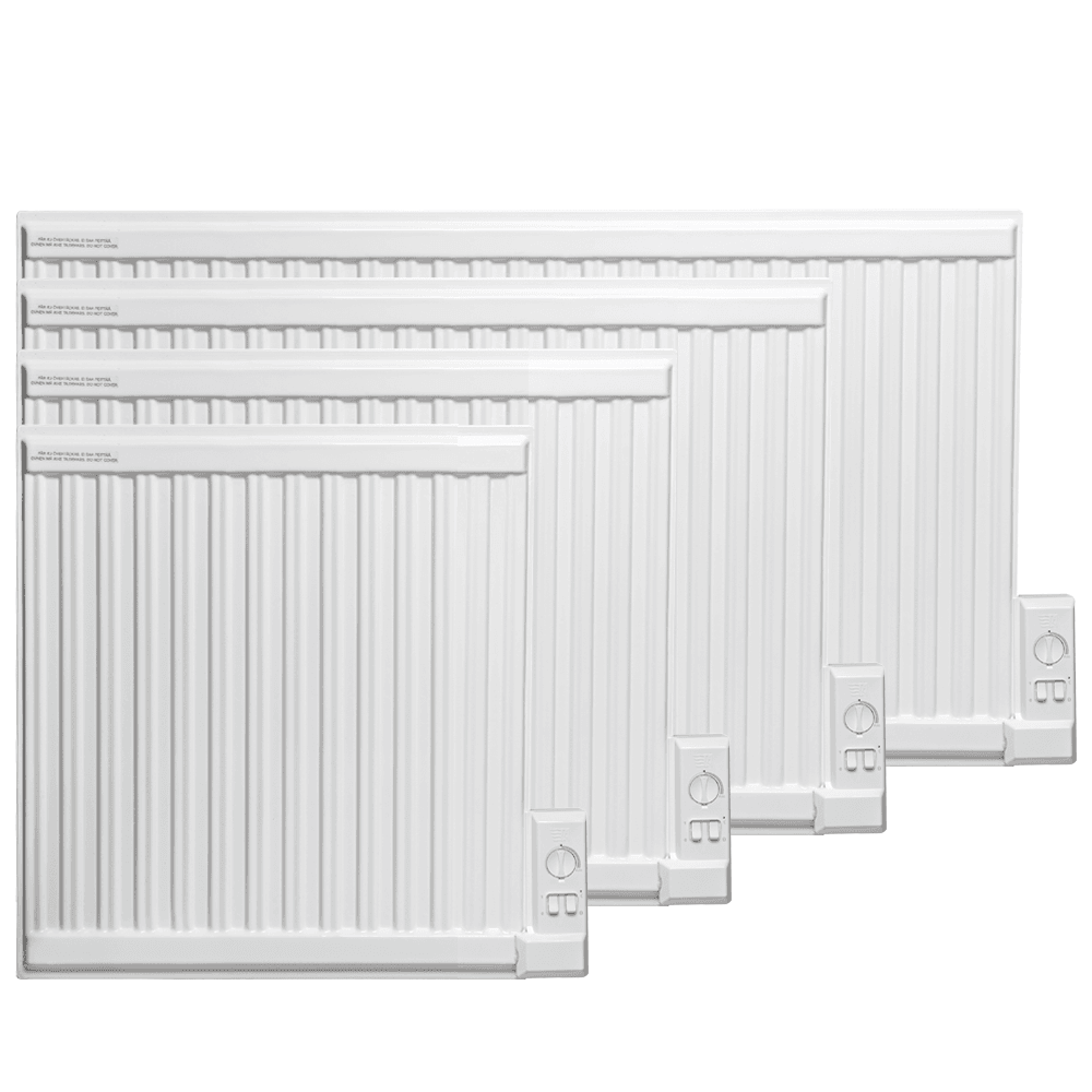 Adax Apo Oil Filled Electric Radiator Wall Mounted Panel