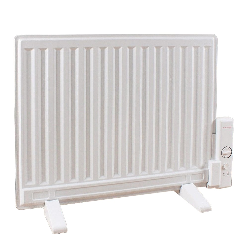 Celcius Oil Filled Electric Radiator 1000w Wall Mounted