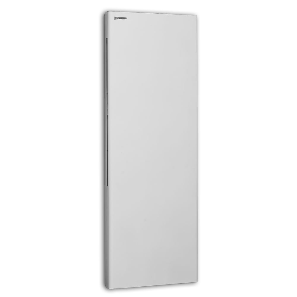 Deko Vertical Electric Radiator Flat Panel Wall Mounted