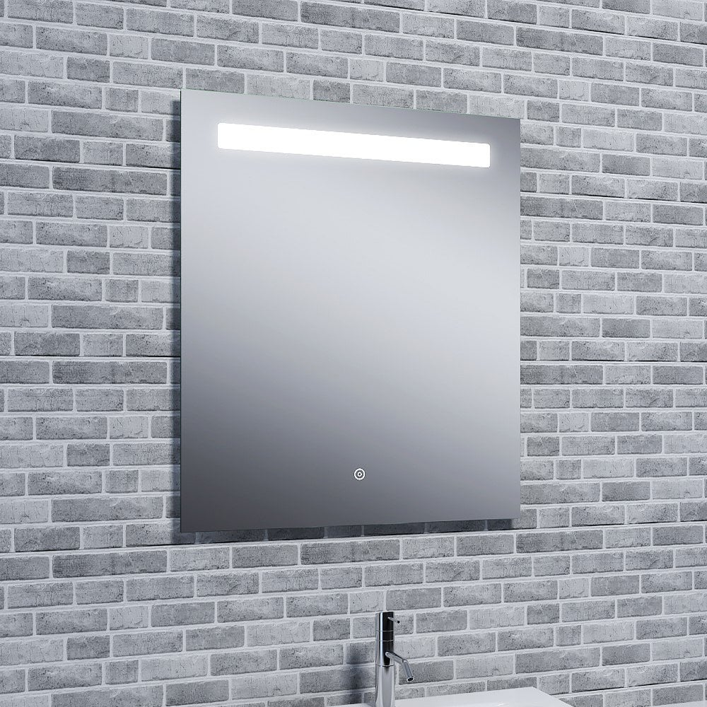 Mirror For Bathroom With Led Lighting