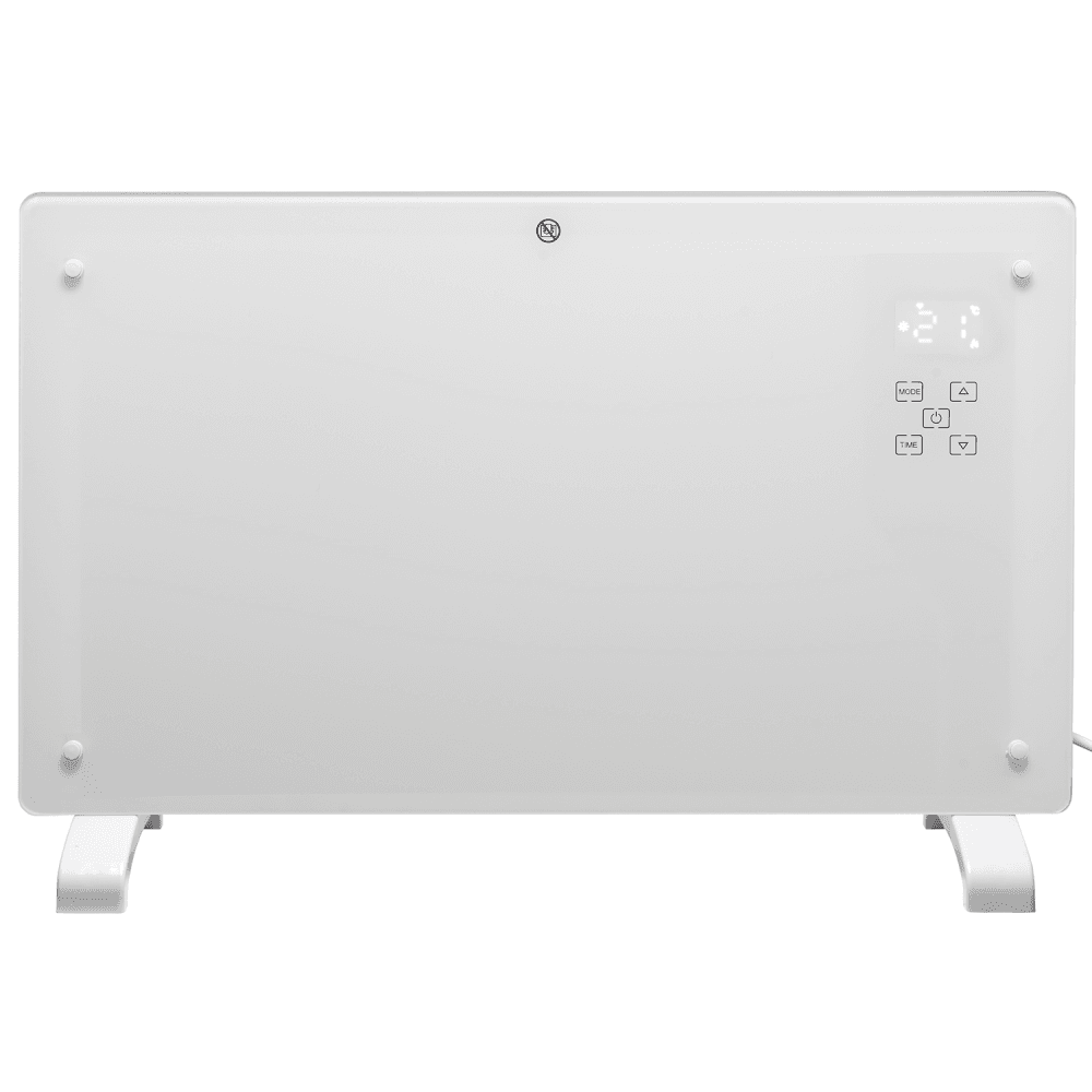 Glass Wall Mount Panel Convector