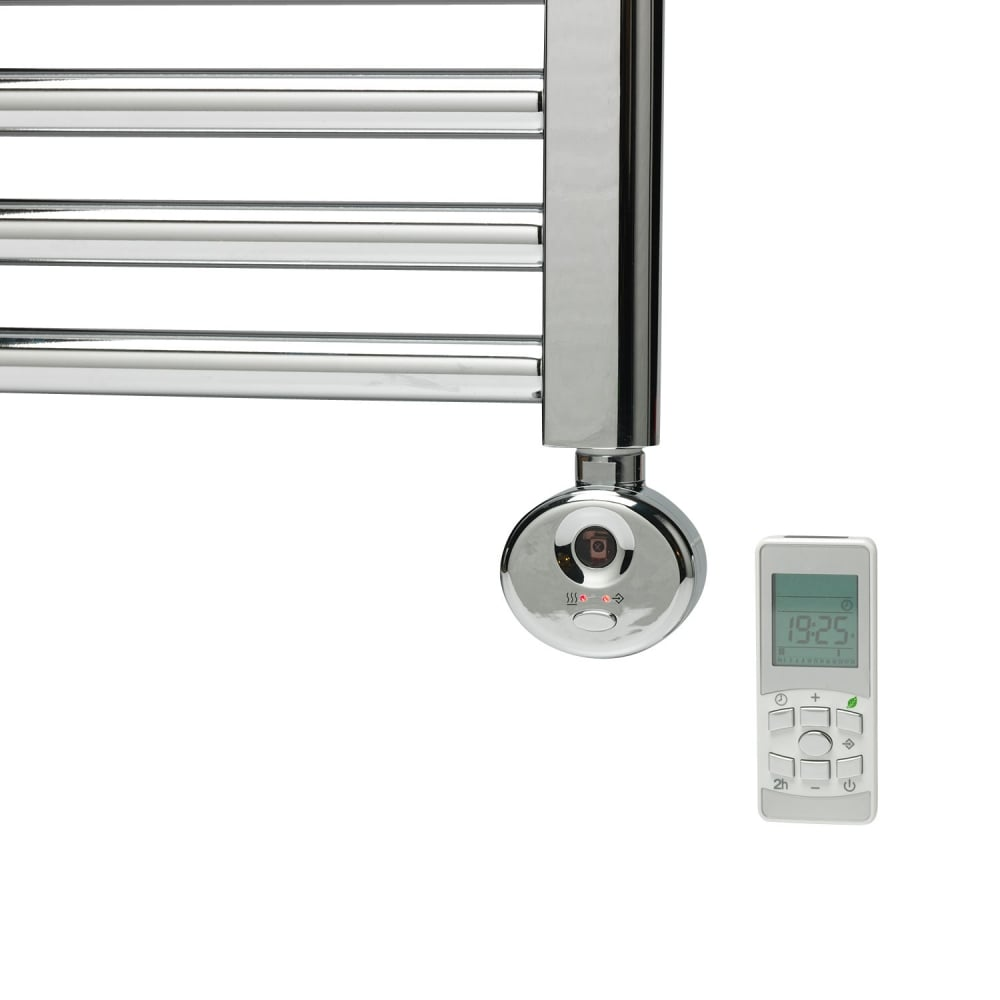 Sol*Aire R2 Digital Thermostatic Electric Towel Rail Heating Element ...